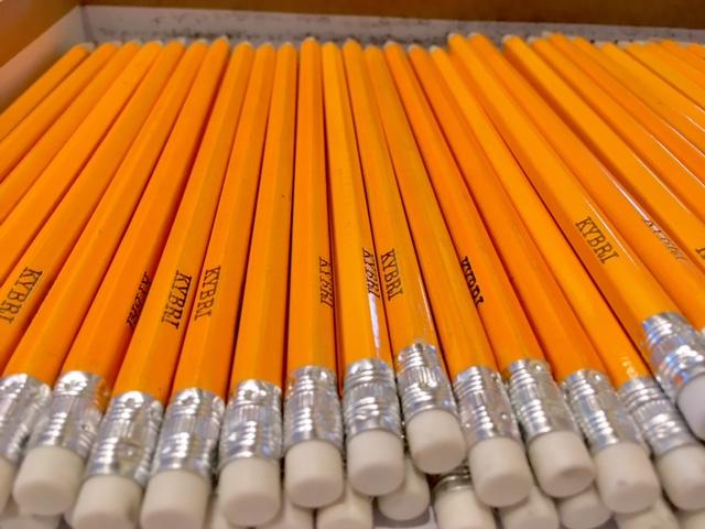 Kybri blyanter